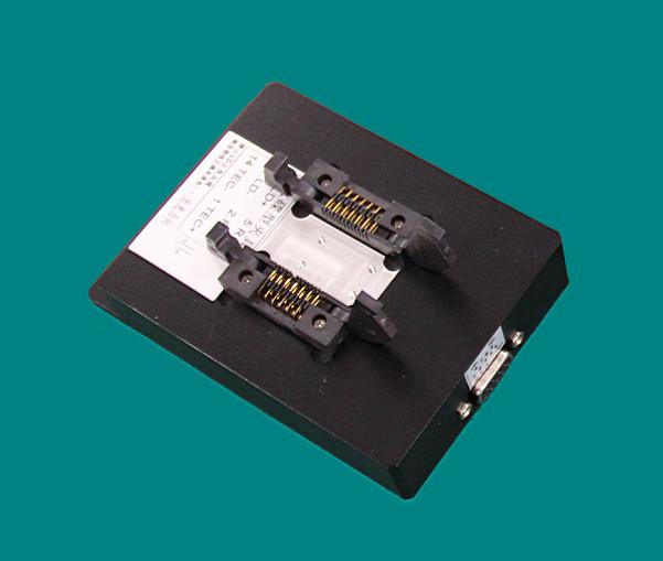激光器电流驱动及温度控制模块
